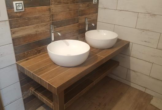 Dřevostavby Vysočina koupelna
