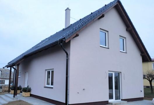 Dřevostavba z Vysočiny  - ENTONI Ždár nad Sázavou, rodinný dům na klíč Jihlava