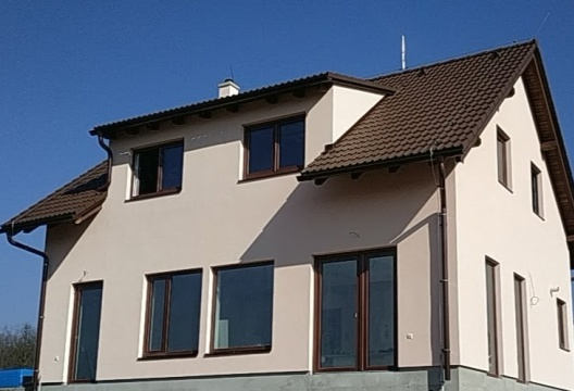 Foto Dřevostavby na klíč Brno, nízkoenergetické rodinné bydlení (kraj Jihomoravský)