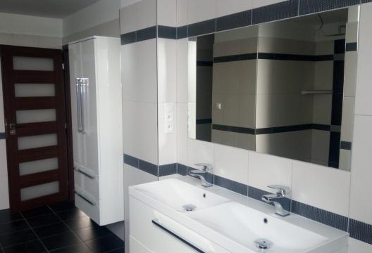 koupelna Dřevostavby z Vysočiny ENTONI